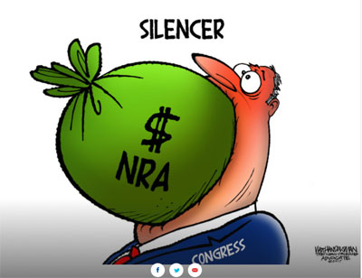 The NRA Silencer