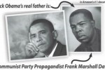 "Filthy documentary ""Dreams From my Real  Father"" by Joel Gilbert  claims Communist Frank Marshall Davis is Obama's real father, conspiracy ensues"