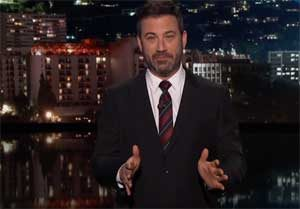 Jimmy Kimmel, President Trump says he hates everyone in the White House