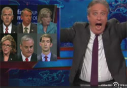 Jon stewart fear itself
