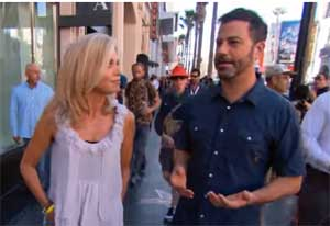 Jimmy Kimmel explains his politics on CBS Sunday Morning