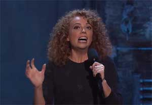 Daily Show Michelle Wolf standup on Harvey Weinstein and Bannon