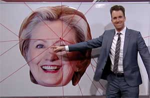 Jordan Klepper, this entire Russia Collusion thing comes back to HILLARY!