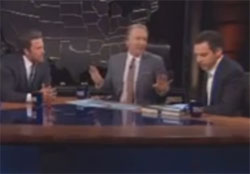 Bill Maher, Sam Harris & Ben Affleck Fight about Islam