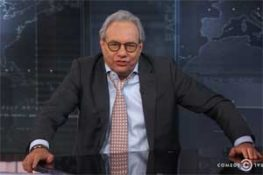 Lewis Black, Back in Black with Veteran's day Iguana Politics