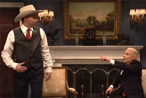 SNL Cold Open, Mike Pence, Jeff Sessions and Roy Moore are Jesus
