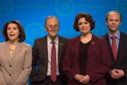 SNL, Democrats are all a bunch of old farts