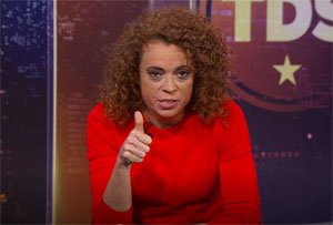 Daily Show Michelle Wolf lock and loads on Men!