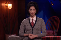 Sarah Silverman monologue on her friend Louis C. K. and sexual harassment