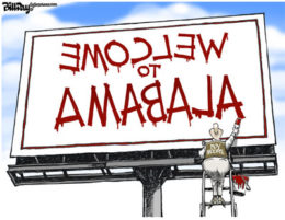 Roy Moore does Alabama proud!