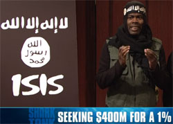 SNL Chris Rock in Isis