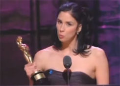 Sarah Silverman wins the Legends of Autism Award