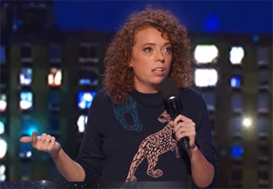 Michelle Wolf Night of too many men in charge