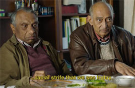 I love you America, human story of immigration with Ravi Patel and his father