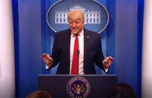 The President Show, Trump is not mad at anyone he is furious with everyone