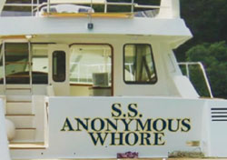 naughty boat names