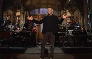 SNL, Larry David Monologue, Quasimoto, humps and hotties