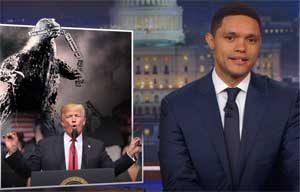 Trevor Noah, President Trump hardly fksup in Japan!