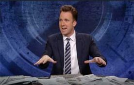Jordan Klepper, a good time to discuss guns after a mass shooting is never