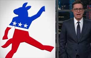 Stephen Colbert, Democrats Kick Trumps ass using his worst enemy, the popular vote