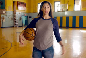 Sarah Silverman, substitute Teacher for a day