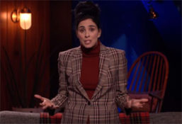 Sarah Silverman likes kids so much she may run for Senator in Alabama