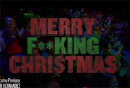 merry f**king christmas