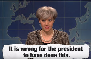 SNL Weekend Update, GOP Tax Plan and Prime Minister Theresa May decimates Trump!