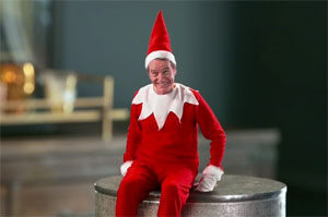 James Corden deals with Elf on the Shelf Bryan Cranston