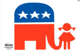 The From Now On Republican Party Logo