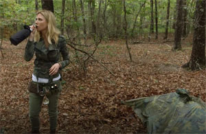 Daily Show Desi Lydic Finds the Liberal Doomsday Prepper(s)!