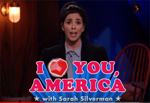 Sara Silverman explains Nationalism