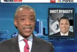 Al Sharpton most hated man in america
