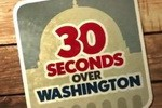 Comedy Central's Kyle Kinane in 30 Seconds Over Washington. Odd, funny and downright nasty political campaign ads.