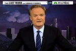 Lawrence O'Donnell will fight Tagg Romney 'Anywhere, Anytime!'    Ann Romney exposes her Romneymen as Chicken Hawks on The View