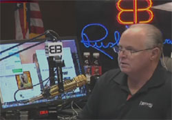 Rush Limbaugh GOP not elected to govern