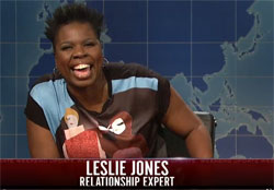 Leslie Jones crazy bitches