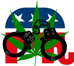 GOP criminalizes marijuana in DC