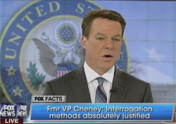 Fox News rogue Shep Smith on torture