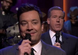Jimmy Fallon & Brian Williams Slow Jam the News: Immigration
