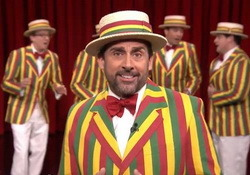 Jimmy Fallon & Ragtime Gals: Sexual Healing, Steve Carell