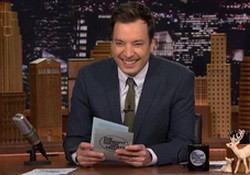 Jimmy Fallon Hashtags: Funny Christmas Fails