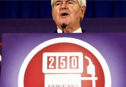 Gas Price Under Obama Beats Gingrich Campaign Goal