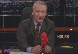 Isis Barbie with Bill Maher