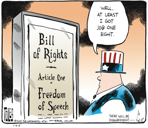 a comparison of censorship and the first amendment in the united states First amendment and censorship  notable first amendment court cases  policy was invalid under the free speech provisions of the first amendment united states,.