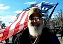 Lawless Sheriffs led by Richard Mack Rally to Hang 'Traitor' Obama at White House