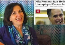 Psycho Super Mom welcomes Mitt Romney back (again) in song.