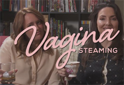 Vagina Steaming results, FOD