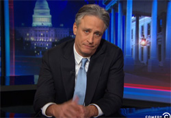 Jon Stewart Swan Song leaving Daily Show