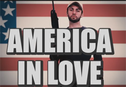Best movie, America in Love with guns